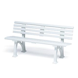 スポーツベンチ樹脂150 B-6243 (TOL230851)【送料区分:27】【QBI35】