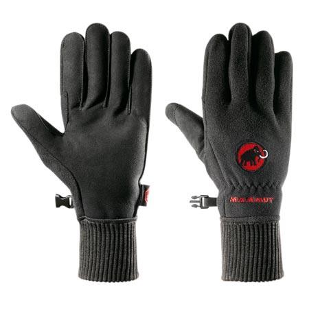 Merit Saturn Glove black/9【マムート グローブ 手袋】 (MAT235391/1090-01201-0001-9)【QBI25】