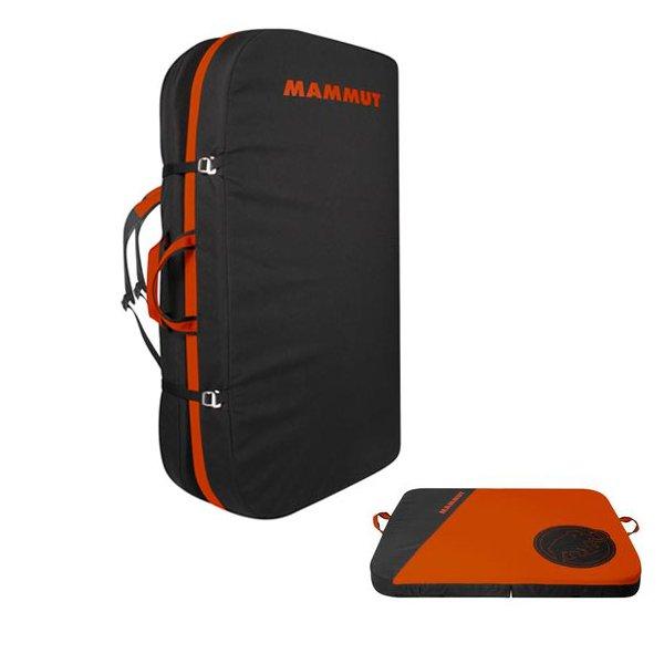 Slam Pad dark orange【マムート マット パッド】 (MAT235624/2290-00810-2088)