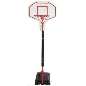 バスケットゴール (FB199640/BG-260RD)【ポールパッド付き】【最安値挑戦】【QCA41】