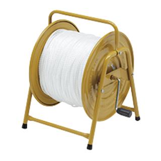 ロープ巻取器HBF1 (JS34377/B-3790)【分類:グランド整備用品 グランドロープ】【QBI25】
