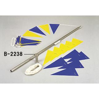 埋込アンカー (JS36733/B-2238)【分類:スイミング設備用品】