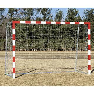 【法人限定】 ハンドボール 試合用品 アルミハンドゴール8040 B-3506 特殊送料【ランク:29】 【TOL】 【QCA25】