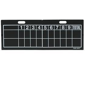 ベースボールボードST (JS39933/B-3512)【分類:試合 審判用品 得点ボード】【QBI25】