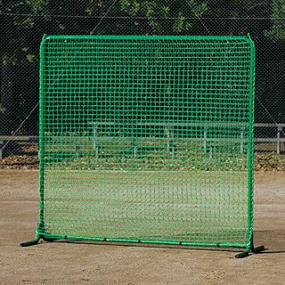 防球フェンスダブルネット2×2 B-3736 (JS78440)【送料区分:8】