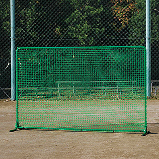 野球 フェンス ネット 防球フェンスダブルネット2×3B-3738 特殊送料:ランク【8】【TOL】【QCA04】