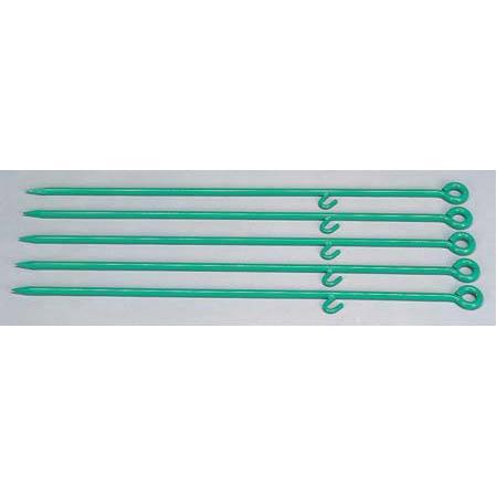柵棒(5本入) (JS82563/EKA202)【分類:グランド整備用品 グランドロープ クイ】【QBI35】
