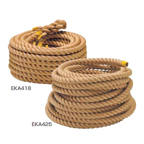 綱引きゲーム用ロープ麻30mm (JS83165/EKA419)【分類:運動会】