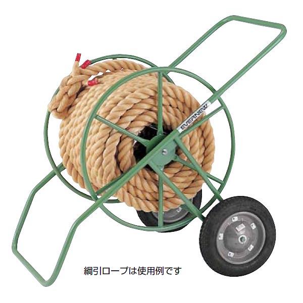 綱引ロープ巻取器DX EKA430 (JS83185)【送料区分:H】【QBI25】