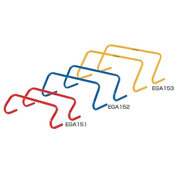 ミニハードル20(5台入) (JS83306/EGA152)【分類:陸上競技 ハードル】【QBJ38】