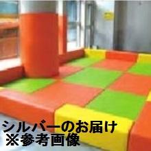 柔道 畳 畳用品 体操 保護 マット 授業 クッション 練習 トレーニング 壁緩衝マット(シルバーグレー)EKR020 特殊送料:ランク【別】【ENW】【QCA04】