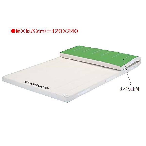5cm厚合成スポンジマットすべり止付(枚) EKM282 (JS83674)【送料区分:D】