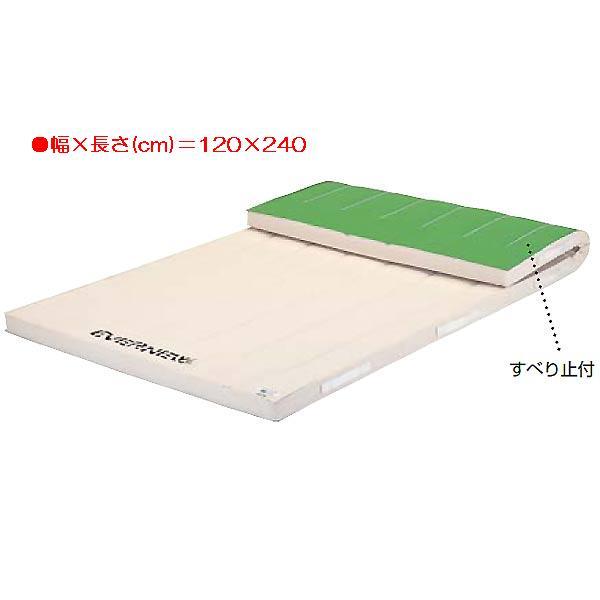 5cm厚合成スポンジコンビマットすべり止付(枚) EKM352 (JS83757)【送料区分:D】