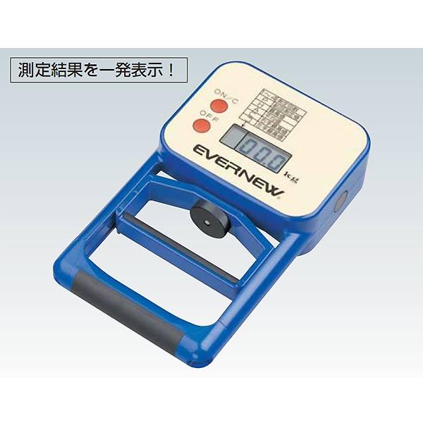 デジタル握力計 (JS84291/EKJ077)【分類:測定機器 握力計】【QCA04】