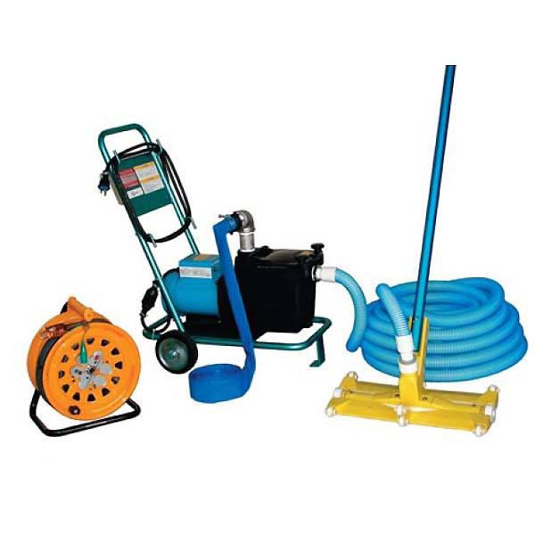 スイミング設備用品 水泳 掃除 プールクリーナーMG-5型 EHC044 特殊送料【ランク:G】 【ENW】 【QCA04】