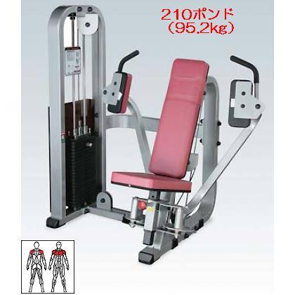 トレーニング用品 ウエイト トレーニング 練習 バタフライマシン ETB765 特殊送料【ランク:お見積り】 【ENW】 【QCA04】