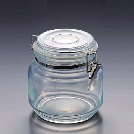 Pearl metal lever DE lock wire preservation jar 500 ml (AP91349/L-666)