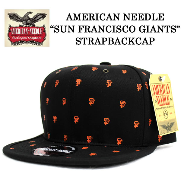 579728094 AMERICANNEEDLE American needle U.S imported from LIMITED EDITION MAESTRO SF  GIANTS baseball cap CAP MLB major ...