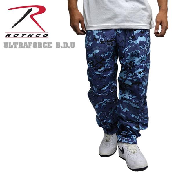 ff2316b96c20f fieldline: ROTHCO / rothco BDU cargo pants skybrudegitalcamo STYLE ...