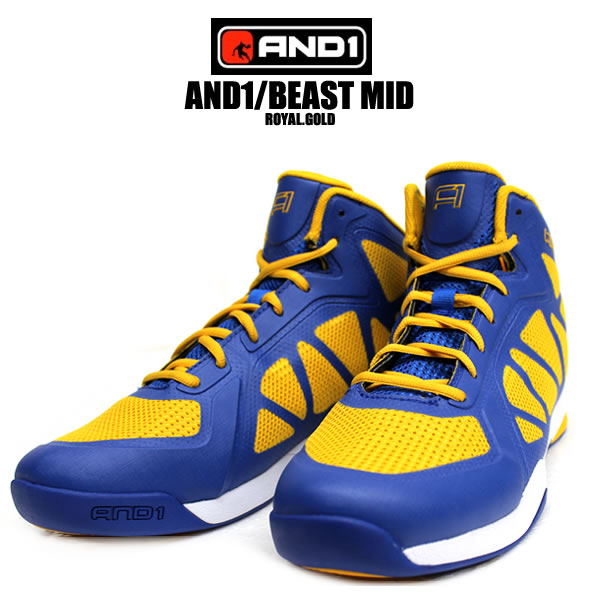 a31cbbd030a8 Introduce   product description. and1   bash of Tai-OLBIT MID orbit mid basketball  shoes white   blue
