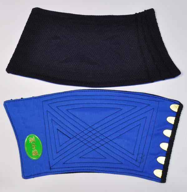 お歳暮 スピード手甲 刺子織 6枚コハゼ≪ネコポスの場合4双まで可≫ 往復送料無料
