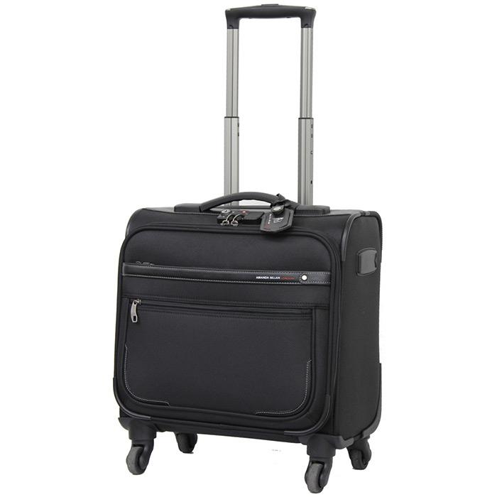 【送料無料】即納 横型ビジネスキャリー 機内持ち込みスーツケース ソフトスーツケース 機内持ち込み 27L 横 キャリーケース 軽量スーツケース 4輪キャスター 小型 キャリーバッグ TSAロック