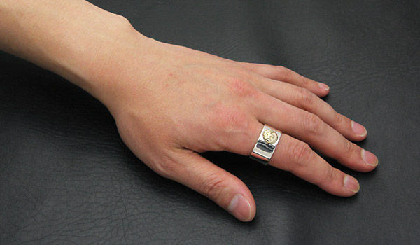 真鍮 イーグル メンズ レディース ネイティブ シルバーリング 指輪 シルバー925 メンズアクセ ペアリングに人気