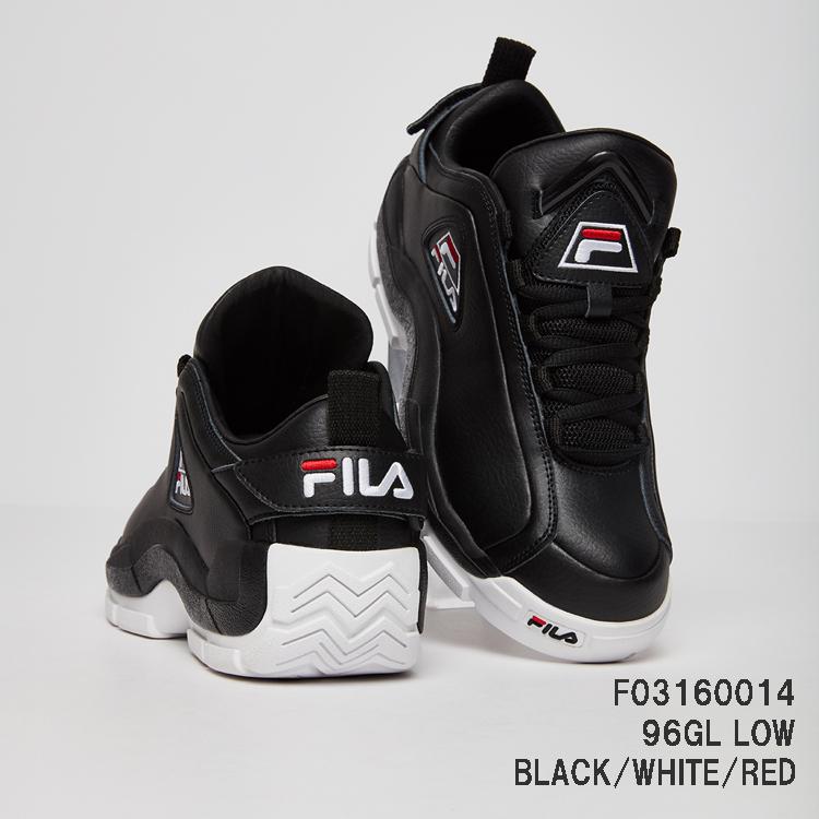 F03160014 96GL LOW96グランドヒル ロウ BLACK/WHITE/RED