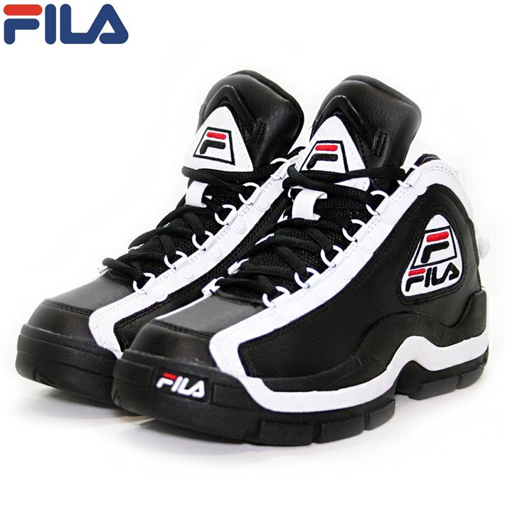 FILA(フィラ)96 GL FHE101 [BLACK] MENS WOMENS UNISEX メンズ レディース ユニセックス ブラック バスケット