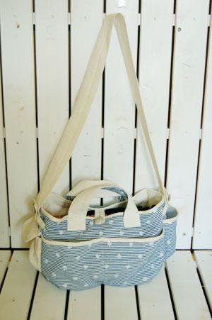 4 Pocket Carpenter bag (small) shoulder pattern