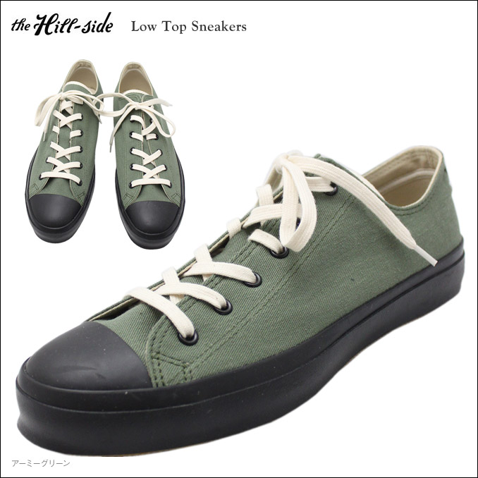 5e93c73cd6bd9e fill store  the Hill-side(小山旁边)Low Top Sneakers低下最高层运动鞋 ...