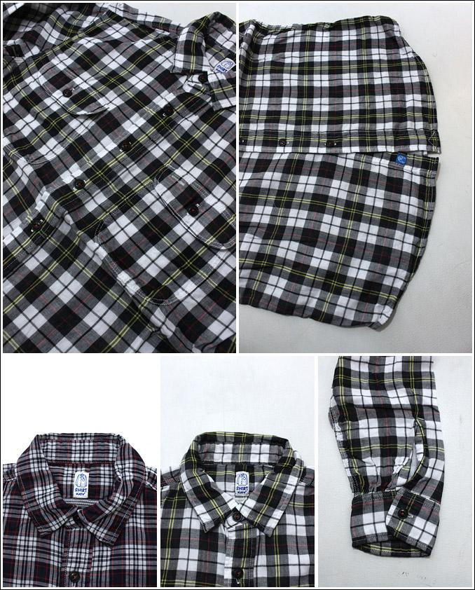 KATO'DENIM(加图粗斜纹布)BASIC DOUBLE GAUZE WORK SHIRT 2color双纱布工作衬衫(取消、退货不可)