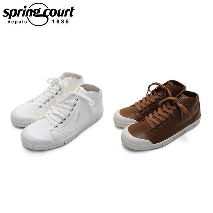 スプリングコート Spring Court M2 Leather Lambskin 2color
