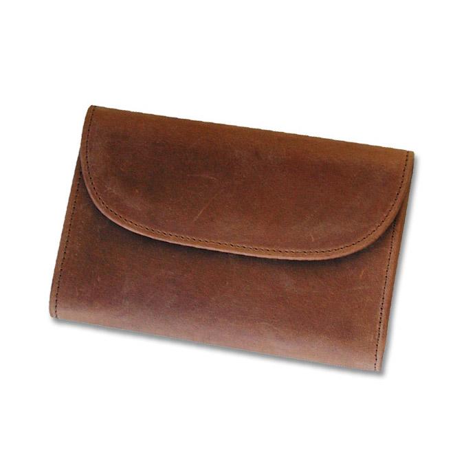セトラー 三つ折り財布 SETTLER OW1112 3FOLD PURSE WALLET ブラウン