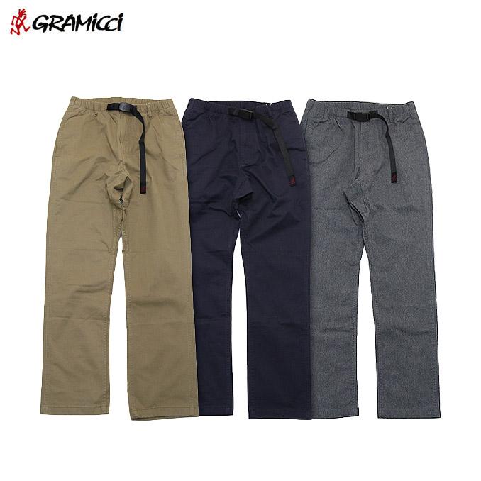グラミチ ニューナローパンツジャストカット GRAMICCI NN-Pants Just Cut 3color