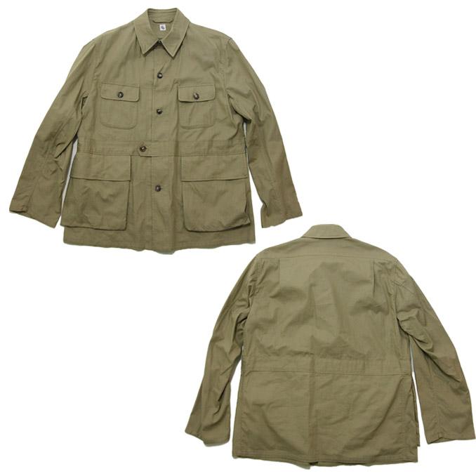 KAPTAIN SUNSHINE(船长阳光)Safari Jacket 2color猎装夹克