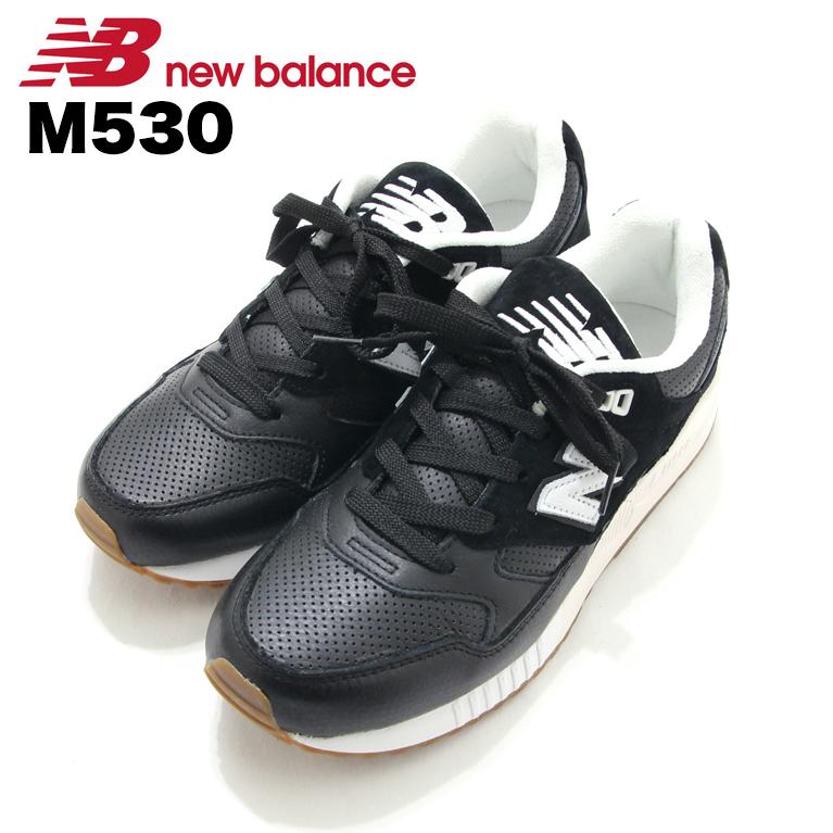 new style 9e363 52008 New Balance NewBalance M530 black Black sneakers Sneaker shoes Shoes