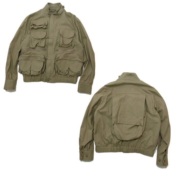 KAPTAIN SUNSHINE(船长阳光)Muiti Pockets Blouson多口袋防寒夹克服