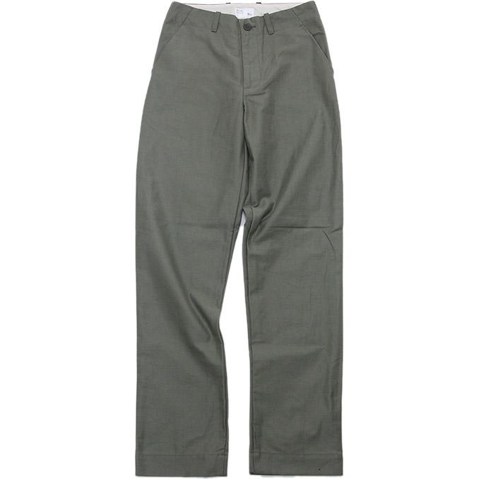 ティージープラス トラウザーズパンツ tieasy PLUS Trousers Pant Olive