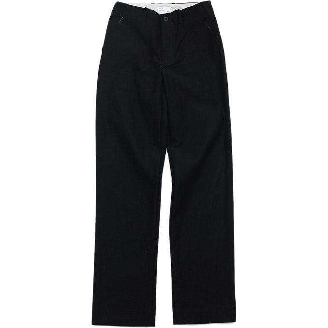 ティージープラス トラウザーズパンツ tieasy PLUS Trousers Pant Black