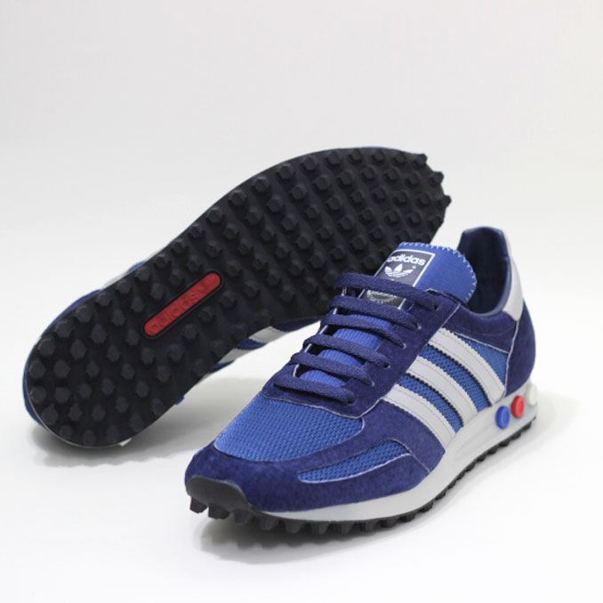sports shoes 8ae66 56de3 adidas originals(愛迪達原始物)LA TRAINER ratorena OG DMARIN