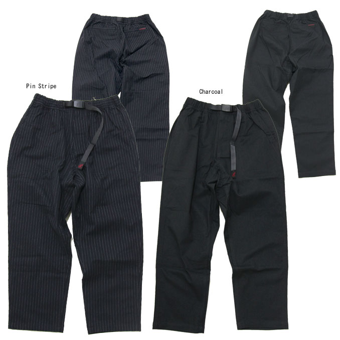 GRAMICCI (gramicci) NEL LOOSE TAPERED PANTS nellies tapered pants