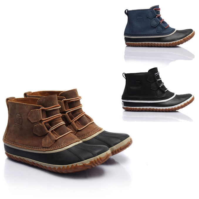 SOREL(ソレル)Womens Out'n about Leather アウトアンドアバウトレザー