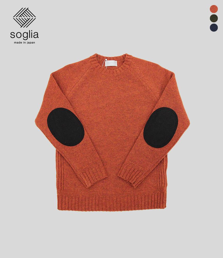 ソリア ラドナーセーター Soglia LANDNOAH Sweater