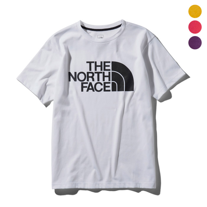 150b84b3c North Face T-shirt Shin pull logo S/S Simple Logo Tee THE NORTH FACE  NT31956 4color