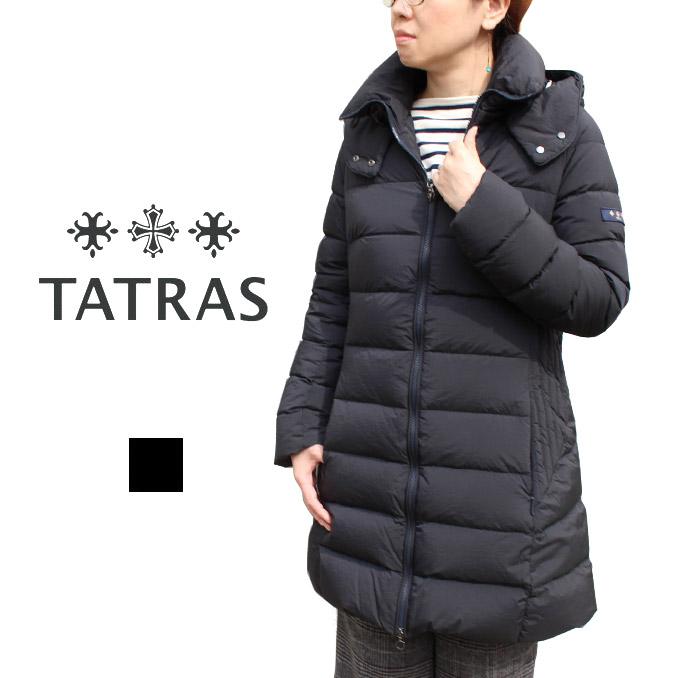 タトラス TATRAS ダウンコード POLITEAMA ポリテアマ 2color