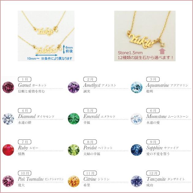 ◆ ◆ K10 个性化名称手镯 (日本制造) [白色黄金,它是