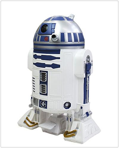 【STAR WARS】スターウォーズ R2-D2 ゴミ箱 R2-D2WB-06 ハートアートコレクション