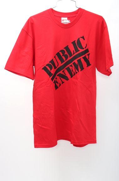 SUPREMEシュプリーム ×UNDERCOVERアンダーカバー ×Public Enemyパブリックエネミー Blow Your Mind Tee Tシャツ新品【MTSA47403】【赤】【M】【未使用】【2点以上同時購入で送料無料】【DM180407】