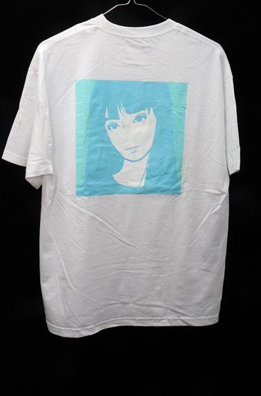ON AIR KYNEキネ 006 Tシャツ新品【MTSA48410】【白】【XL】【未使用】【2点以上同時購入で送料無料】【DM180912】